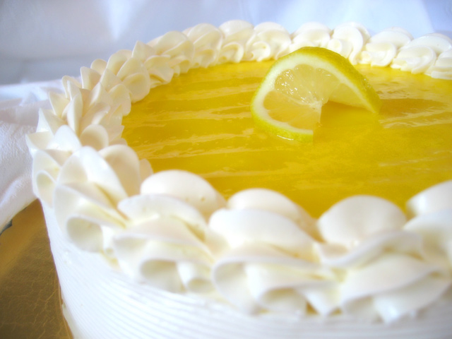 layer cake triple layer white cake with orange curd filling recipe